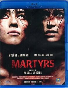 Blu Ray Martyrs - (2009) .....NUOVO
