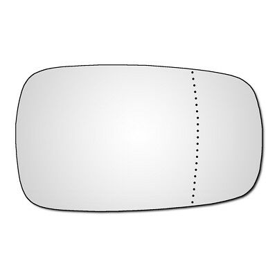 For Renault Laguna 2007-2015 Right Driver side Aspheric wing mirror glass