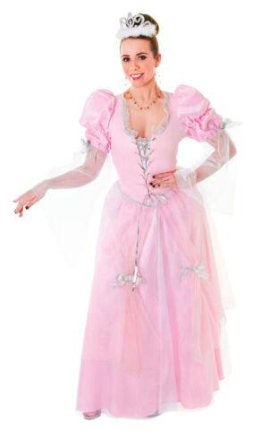 Señoras para mujer princesa de cuento de Hadas Fancy Dress Costume pantomima de un tamaño AC985