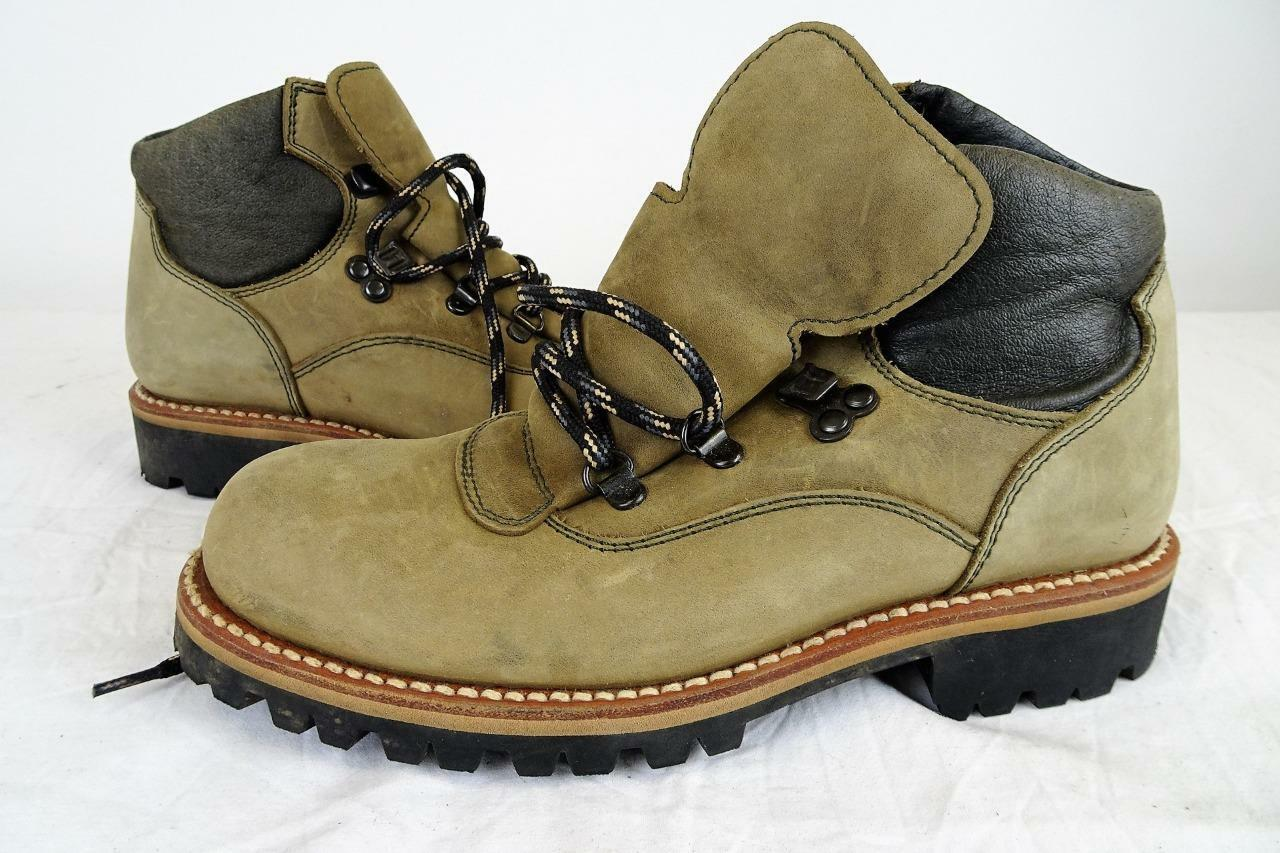 LOSAL Laced Ankle Hiking BOOT  Brown   UK 4   Eu 37       477 W