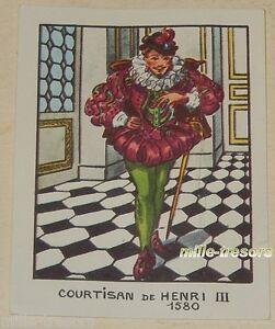 Image-type-Bon-Point-COURTISAN-de-HENRI-III-1580-EDITIONS-EDUCATIVES-CALVET