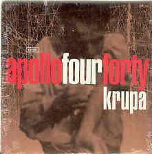 Apollo 440 - Krupa Dutch CD-Single In CardPS Sealed