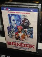 Sandok (dvd) Umberto Lenzi, Richard Harrison, Andrea Scotti, Luciana Gilli,