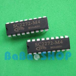 10pcs Brand New SC2260-R4 SC2260 PT2260 R4 Remote Control Decoder SOP-16