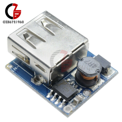 5V Lithium 18650 Protection Board Power Boost Step Up Battery Charger Module