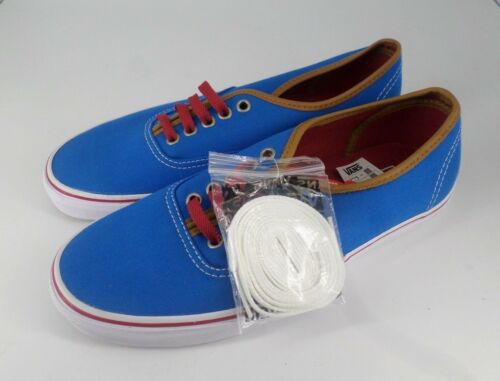 Js52 40 Vans Directoireblue 21 5 7 Authentic Eu Uk Leather CYwvBq8