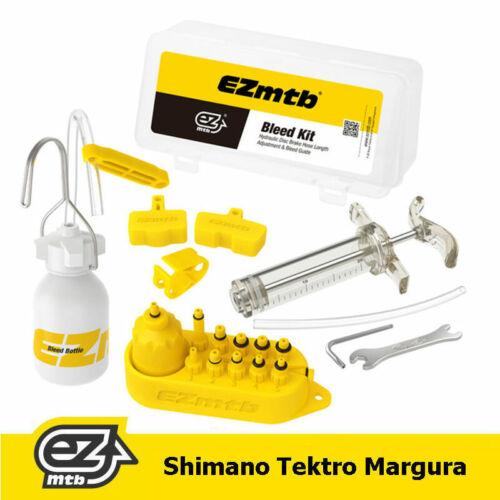 MTB Bike Hydraulic Brake Bleed Tool Kit For Shimano AVID DOT Mineral Oil Brake