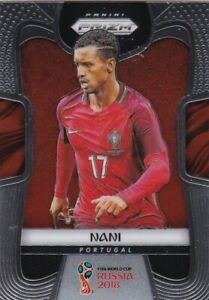 2018-Panini-Prizm-Fifa-World-Cup-Football-Cartes-a-Collectionner-159-Nani