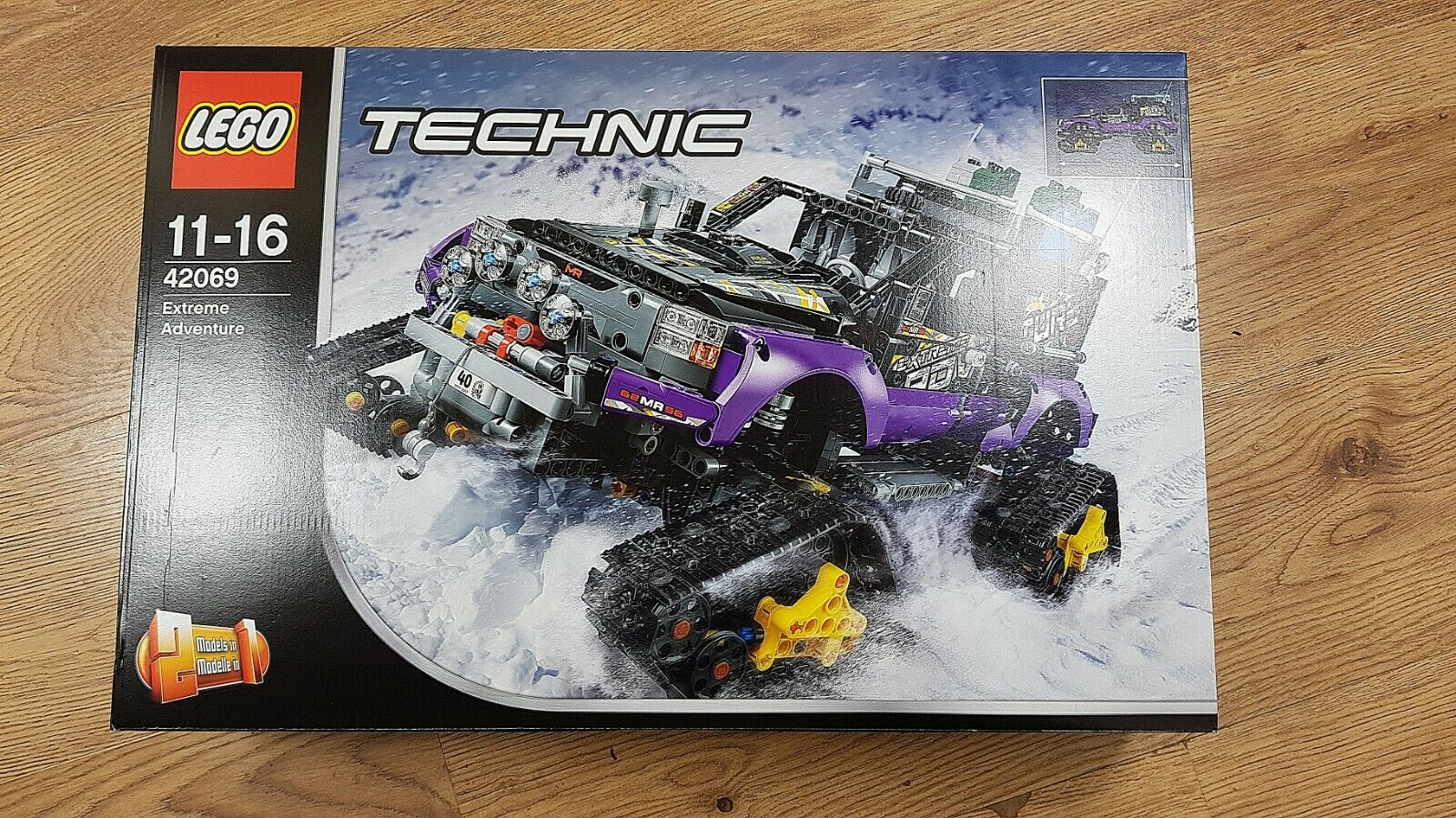 Lego Technic 42069 Extreme Aventura (2017)   Nuevo, Sin Abrir, gran condición