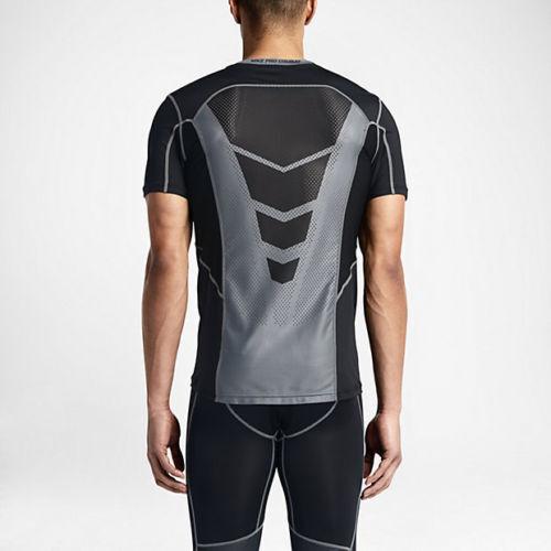 Nike Pro Hypercool Fitted Dri Fit Shirt 636155 010 Regular 2xl Black