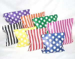 Paper-Candy-Striped-Sweet-Bags-Colour-Wedding-Favour-Birthday-Loot-Treats-Party