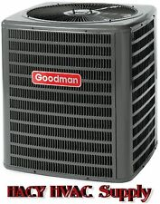 goodman condenser. item 3 gsx130301 goodman 2-1/2 ton 13 to 14 seer r-410a a/c air conditioner condenser -gsx130301 o