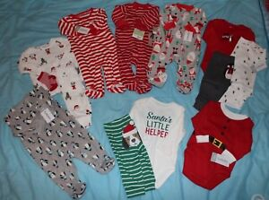 65e693b55384 Image is loading NWT-CARTERS-BABY-BOY-WINTER-CHRISTMAS-HOLIDAY-OUTFITS-