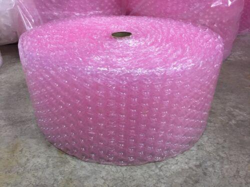"1//2/"" x 12/"" x 1000/' 1000FT Large Anti-Static Bubble Padding Cushioning Wrap Roll"