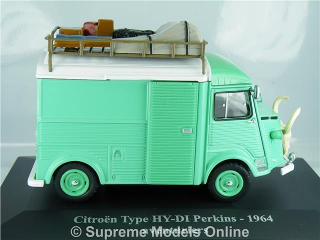CITROEN TYPE HY-DI AVENTURIERS 1964 1964 1964 VAN 1 43RD SIZE MODEL VERSION PKD R0154X{ } 1db200