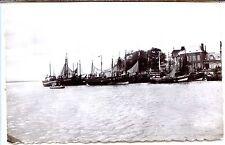 CP 80 Somme - Le Crotoy - Le port