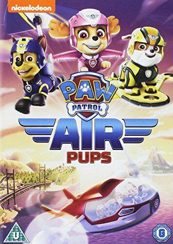 Paw Patrol Air Pups DVD