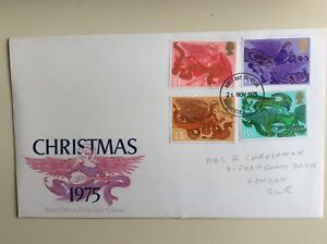 Post-Office-First-Day-Cover-Christmas-1975
