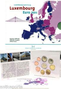 Divisionnaire Officiel Luxembourg 2011 Solo 7.500 Pièces