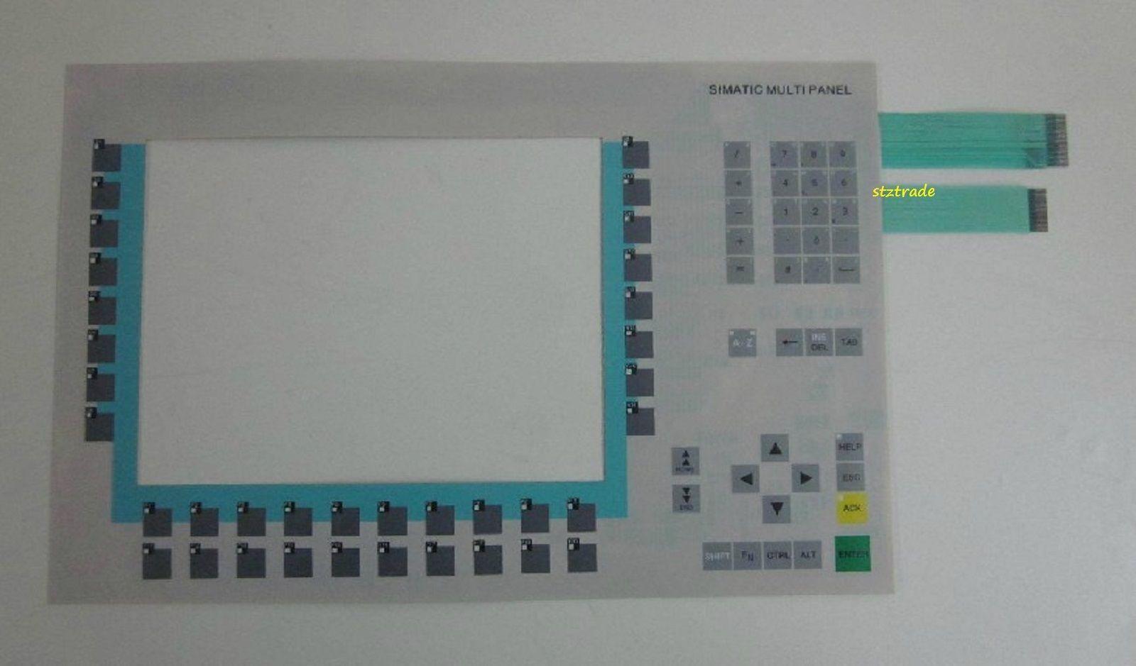 1pc Siemens  MP370  6AV6 542-0DA10-0AX0 membrane keypad