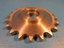 """60B20H-1/"""" Type B Bore Sprocket for #60 Roller Chain 20 Tooth 60BS20H"""