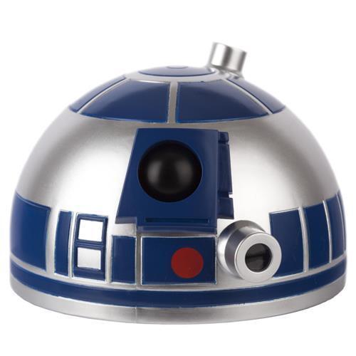 STAR WARS - r2-d2 Proyección Despertador Alarma - Nuevo y Oficial Lucasfilm LTD
