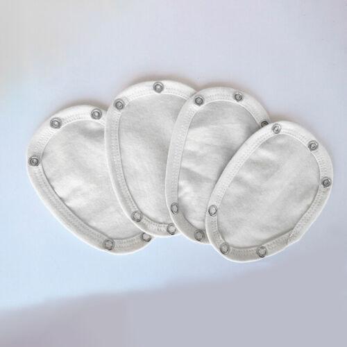 4pc Baby Romper Bodysuit Jumpsuit Diaper Classic Lengthen Extender Extensions FL