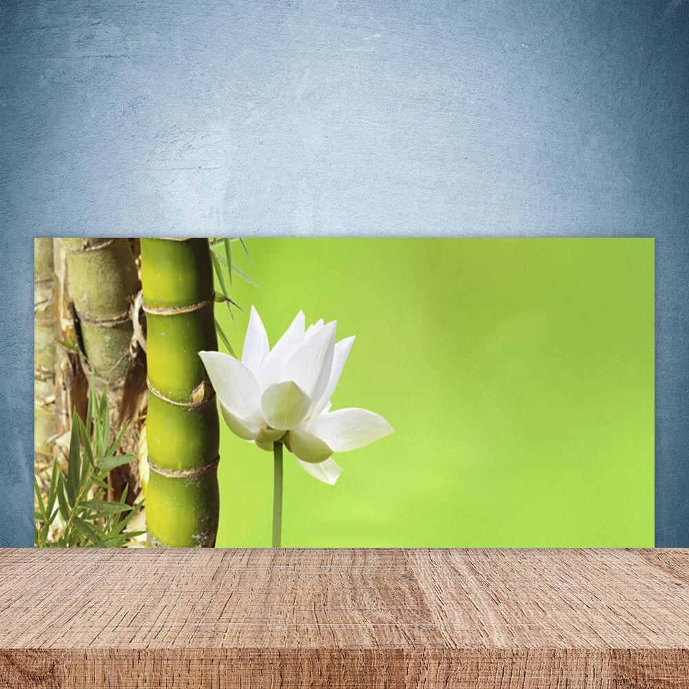 Küchenrückwand Spritzschutz Fliesenspiegel Glasrückwand 60x70cm Pusteblume