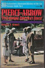 Pierce Arrow First among America's finest by Hendry Ballantine's Ill. History 4