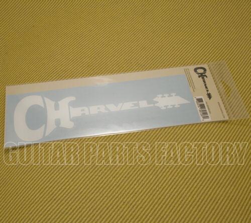 099-4887-001 Jackson Charvel USA Die Cut Guitar Logo Sticker 0994887001