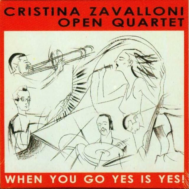 Cristina Zavalloni - When You Go Yes Is Yes!