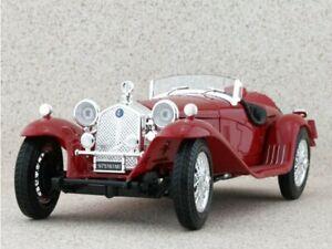 ALFA ROMEO 8C 2300 Spider Touring - red - Bburago 1:18
