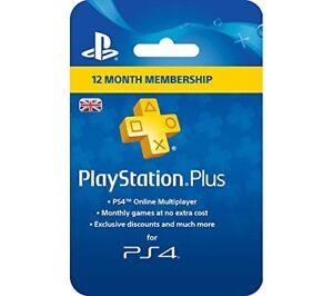 Sony-PlayStation-Plus-Card-365-Day-Subscription-PlayStation-Vita-PS3-PS4-Ne