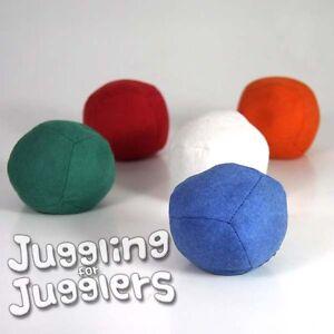 5-x-Juggle-Dream-039-Uglies-039-sport-juggling-balls