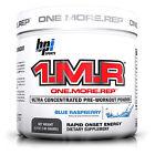 BPI Sports 1.M.R Blue Raspberry Pre-Workout Powder (28 Servings)(Best By 10/17)