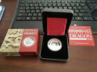 2012 Year of the Dragon 1/2 oz Silver Proof Rare coin