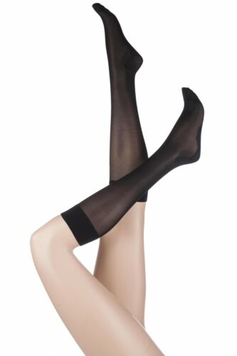 Ladies 1 Pair SockShop 40 Denier Flight and Travel Socks