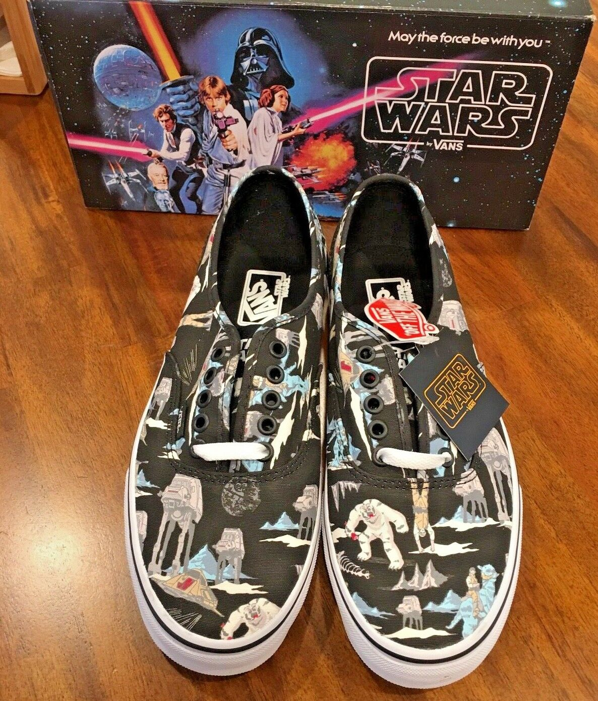 Vans Star Wars Authentic Darkside/Pinth<wbr/>th