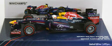1:43 Minichamps Red Bull Racing RB9 Winner GP Bahrain, World Champion