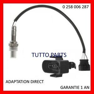 Auto: pièces détachées SONDE LAMBDA CAPTEUR OXYGENE FORD GALAXY 2.8 i VR6 174 cv Sondes lambda