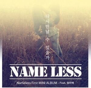 Name-Less-The-Nameless-Nameless-Will-I-Be-Seeing-U-New-CD-Extended-Play