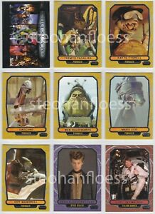2013-Topps-Star-Wars-Galactic-Files-350-Card-Complete-Series-2-Base-Set