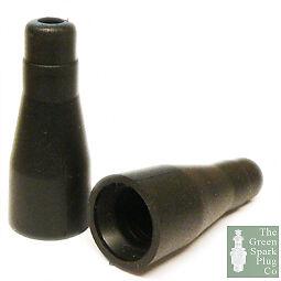4x-HT-Silicone-PVC-insulators-for-coil-7mm-Straight-Black
