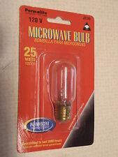 J3726 Permalite Microwave Bulb 25W 120V