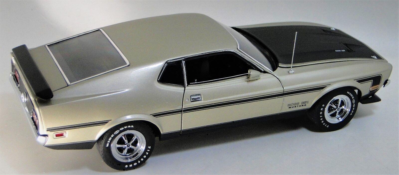 1 1970er mustang gt - rennwagen 24 jahrgang 18 karussell - sport - modell mit 12 40