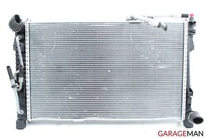 05-07 Mercedes W203 C55 AMG Engine Cooling Radiator AC A/C