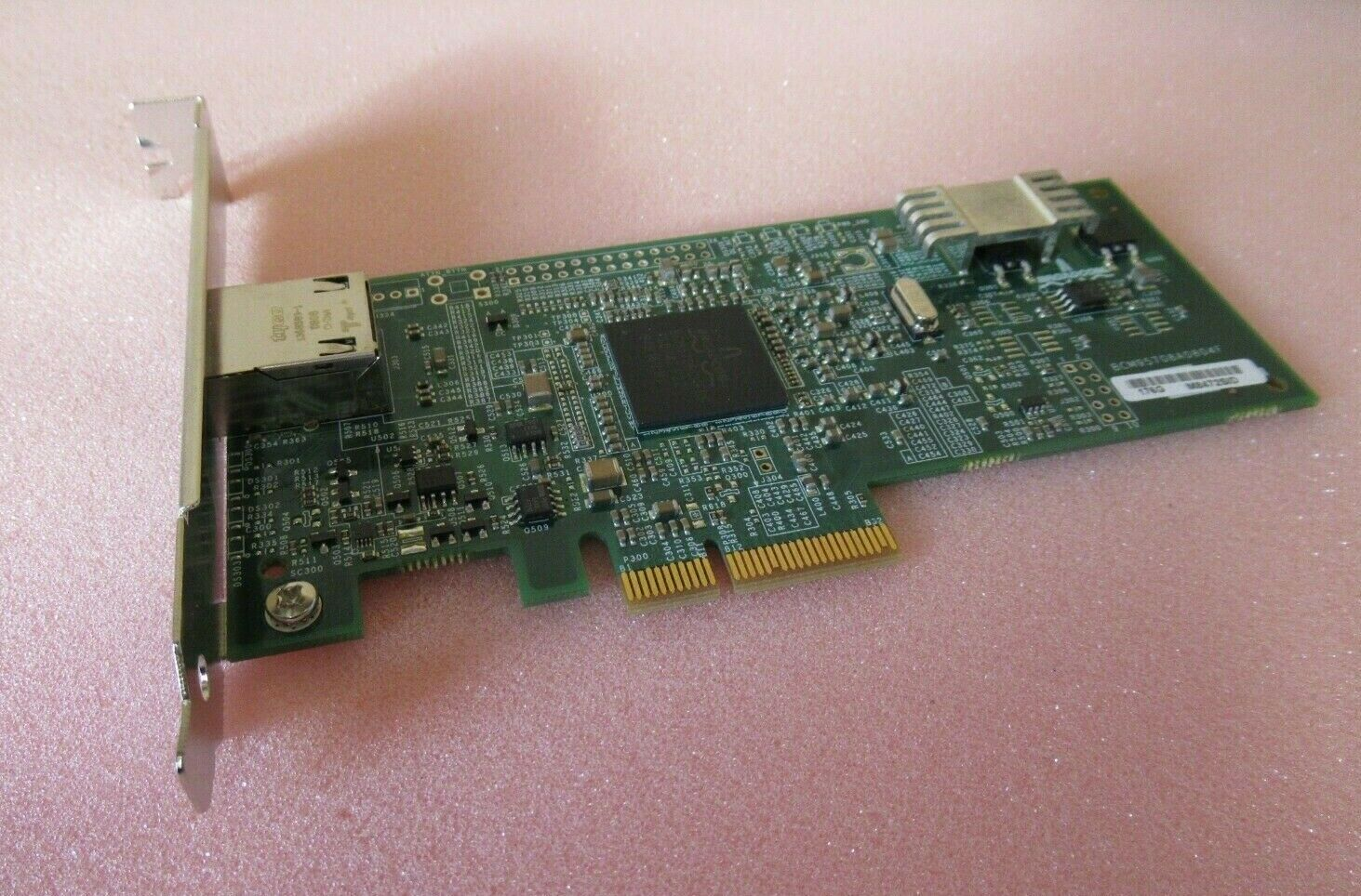 Dell F364C Broadcom 5708 Single-Port 1Gbps PCIe x4 Ethernet Network Adapter