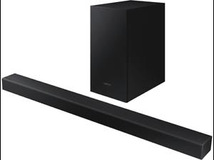 Barra de sonido - Samsung 2020 HW-T420, Dolby Digital 2.1