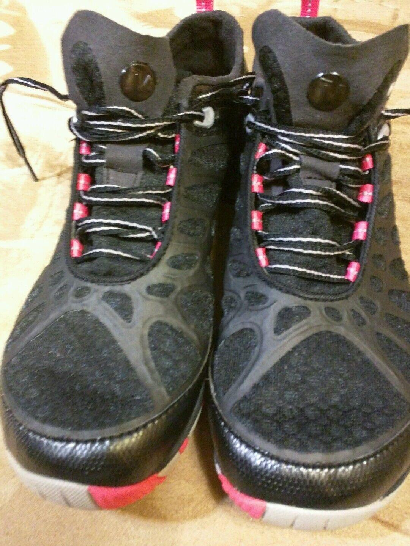 Size 10 women Merrell barefoot trail minimalist running walking shoes Vibram