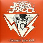 252 Demon Pact Released From Hell Black Vinyl LP 200 Made 12 Page Booklet